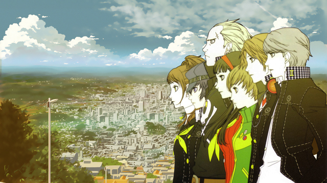Find Your True Self: How Persona 4: The Animation Royally Screwed Up