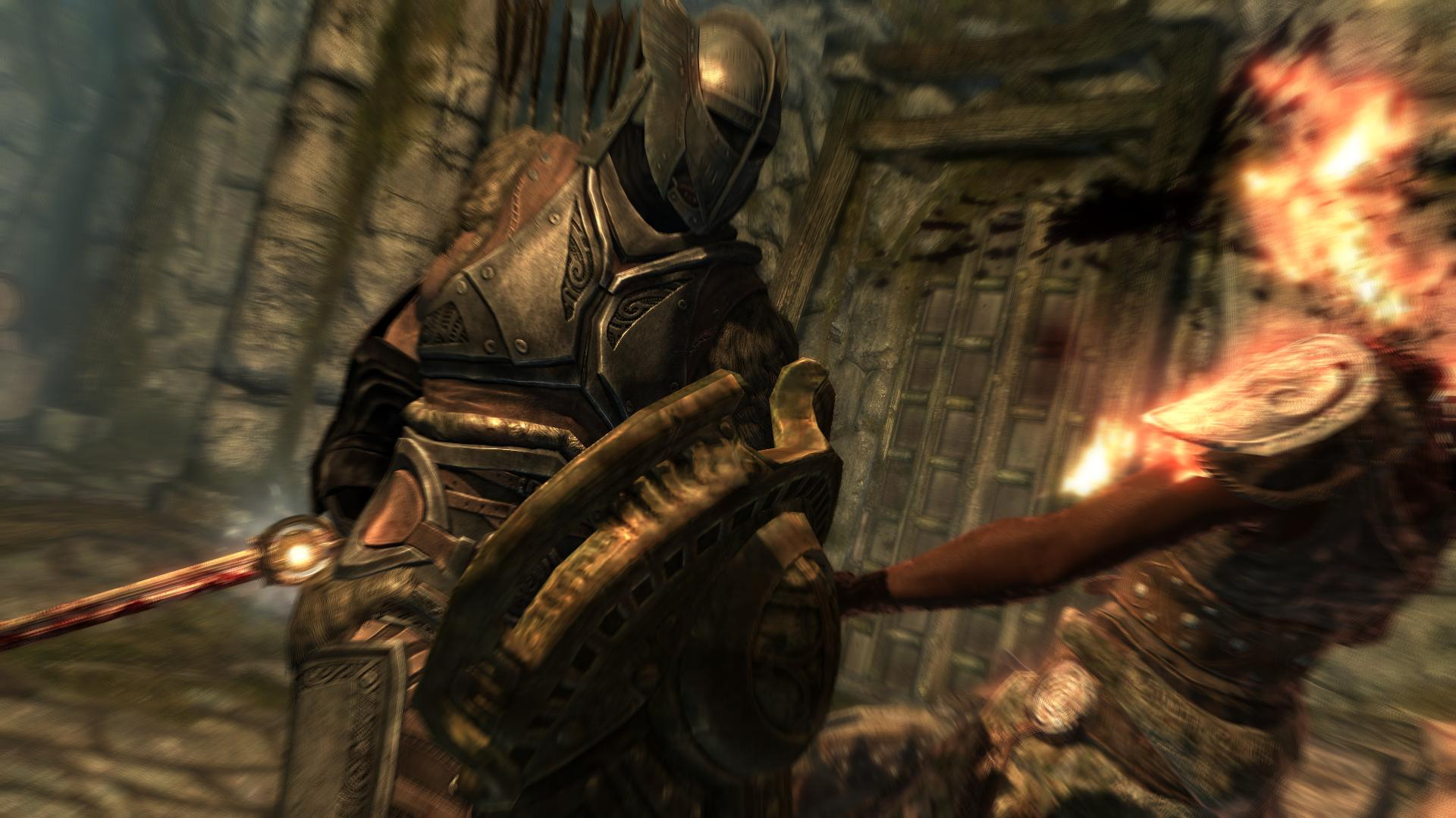PS3 Skyrim Lag to Be Fixed with 1 4 Update