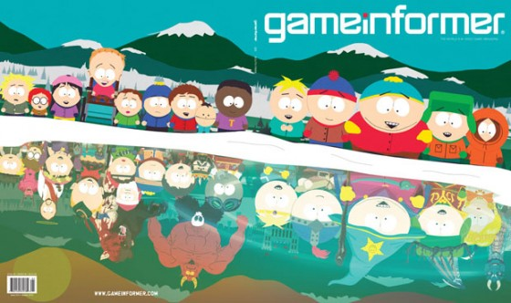 More Details of the New South Park RPG Emerge