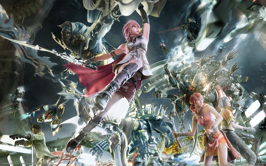 Final Fantasy XIII-2 First to Use Western Testers