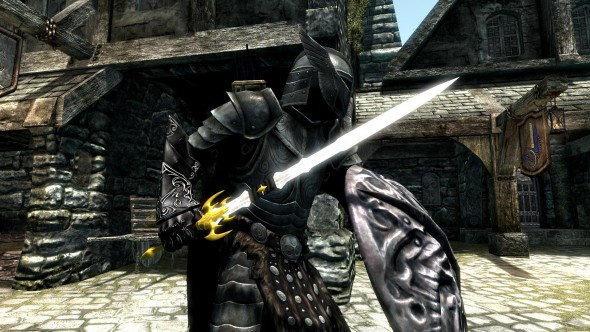 The Skyrim Mod Forge – Episode 7 - Swords, Ice, Spells, Fashion and Realistic Light