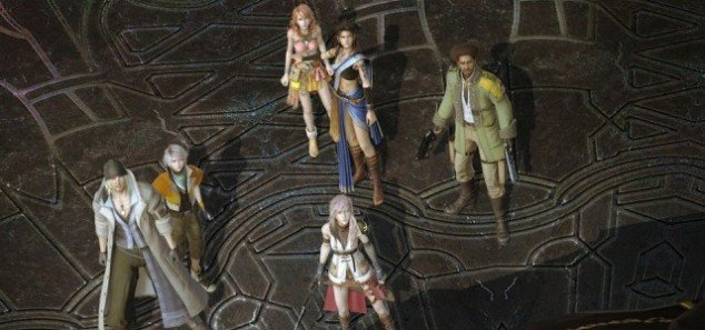 Tell Me A Story: Final Fantasy XIII