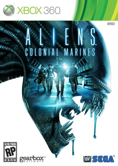 Box Art for Aliens: Colonial Marines Revealed