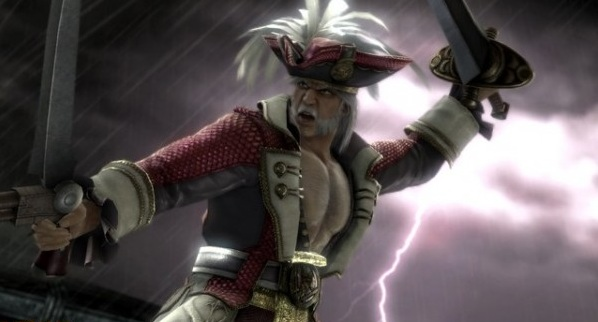 Where is SoulCalibur V's Single Player Content?