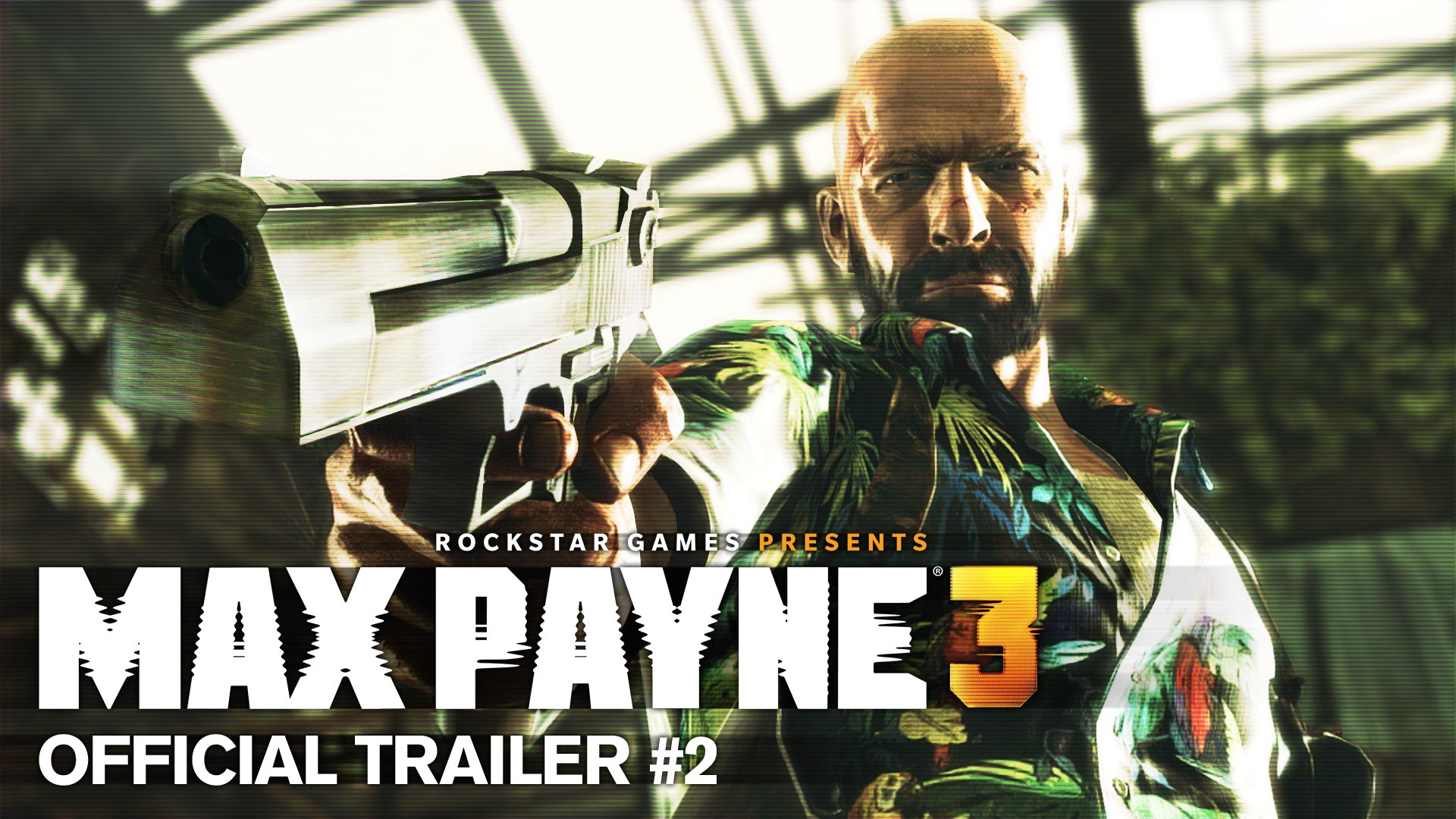 New Max Payne 3 Trailer Shows That Looking For Danger May Not Be A