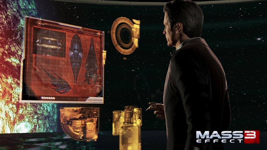 Hands-On Preview: Mass Effect 3 Takes me to Mars, I Never Want to Come Back