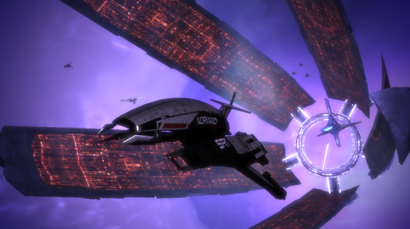 Building a Universe: Mass Effect – We've Seen Things People Wouldn't Believe