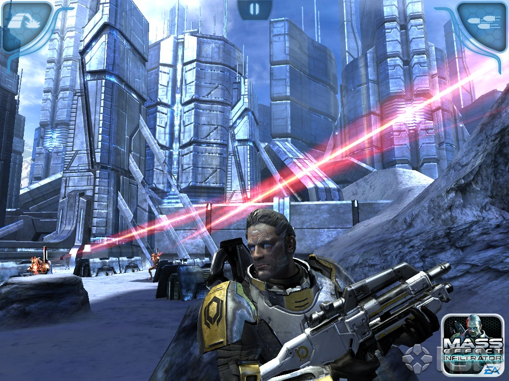 Mass Effect's Galaxy at War is Headed to iOS, And We've Seen It