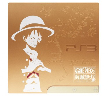 One Piece Pirate Musou Gets Half a Million Pre-orders, Special Edition Gold PS3 Console