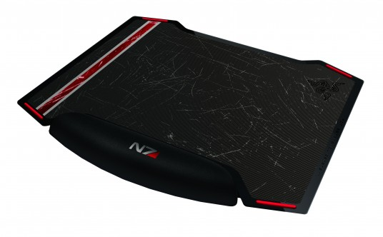 Razer Reveals Mass Effect 3 Line of Products