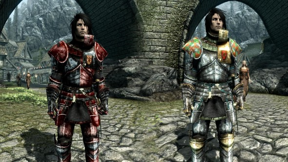 The Skyrim Mod Forge – Episode 13 – Lovely Hair, Armor from The Witcher 2 and Hundreds of Books