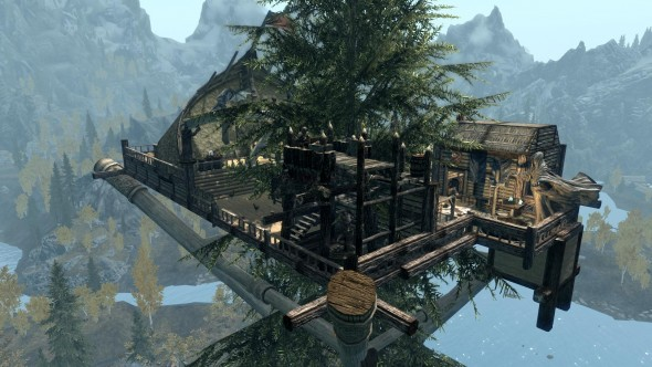 The Skyrim Mod Forge – Episode 12 - Houses, Lovely Hairstyles and Riding Like a Boss