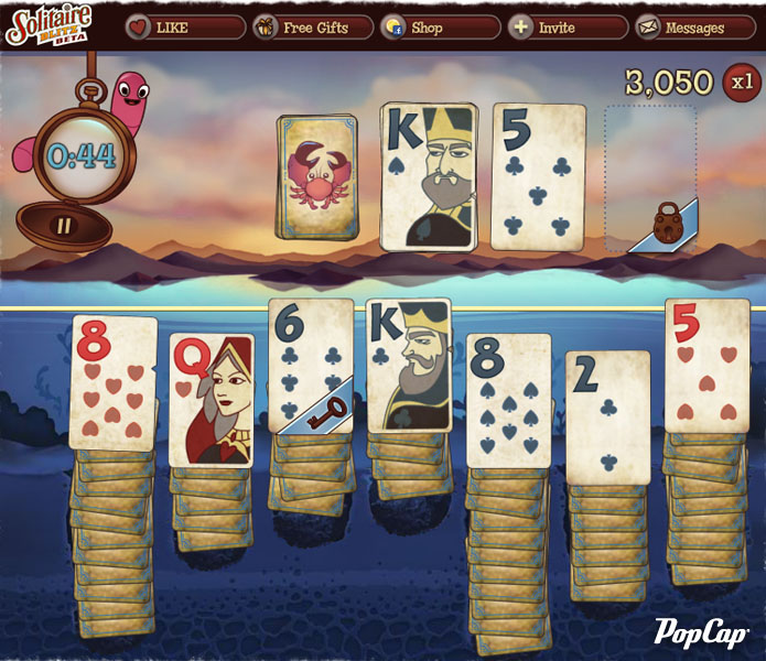 Hands-on Preview: Solitaire Blitz