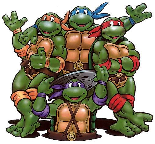 Better Living Through Philosophy: Uncharted and the Ninja Turtles