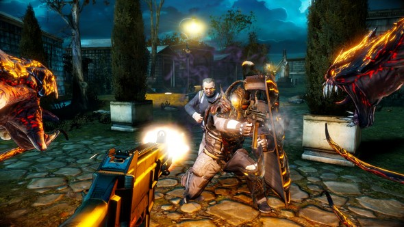 Review: The Darkness II