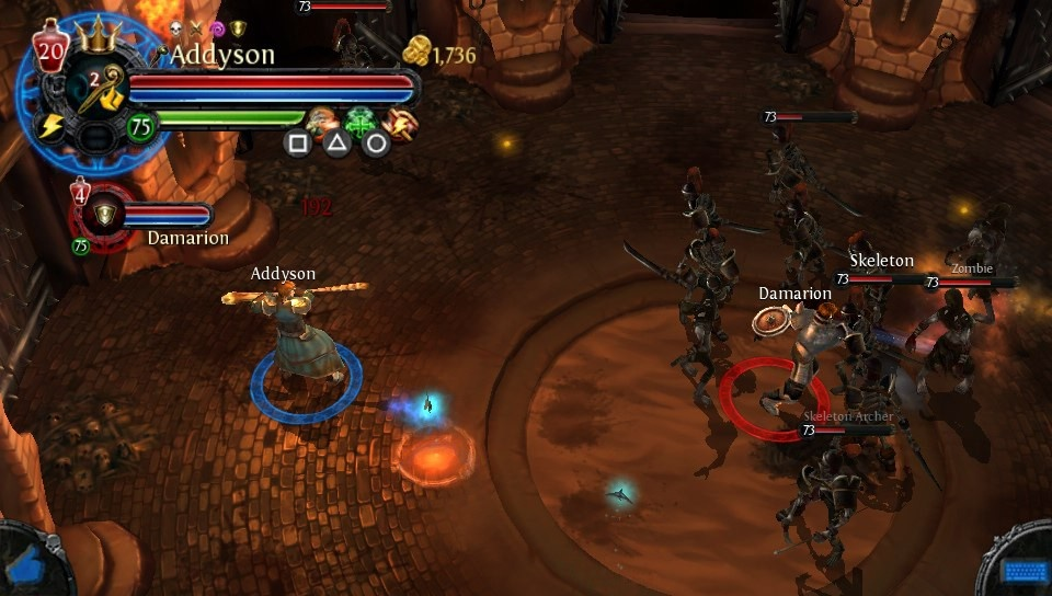 Review: Dungeon Hunter Alliance