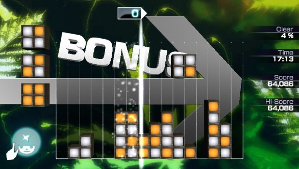 Review: Lumines Electronic Symphony