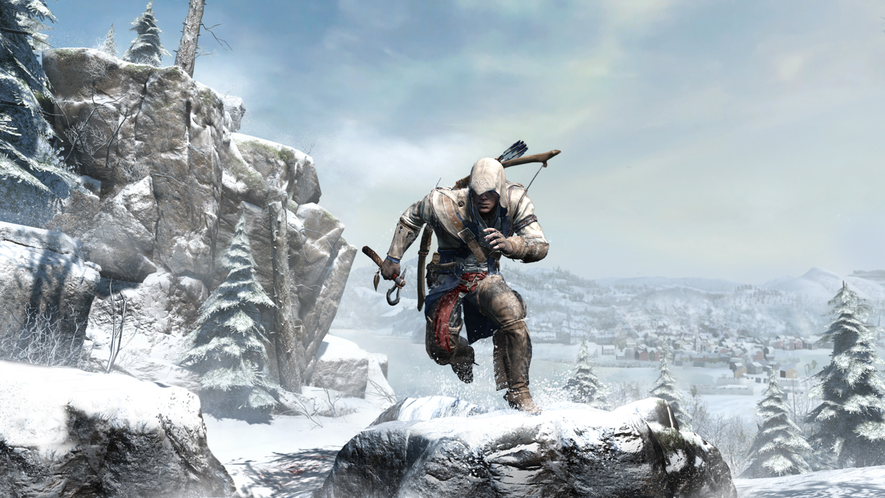 Assassin S Creed Iii Remastered Is Indeed Coming To Switch Will Release In May