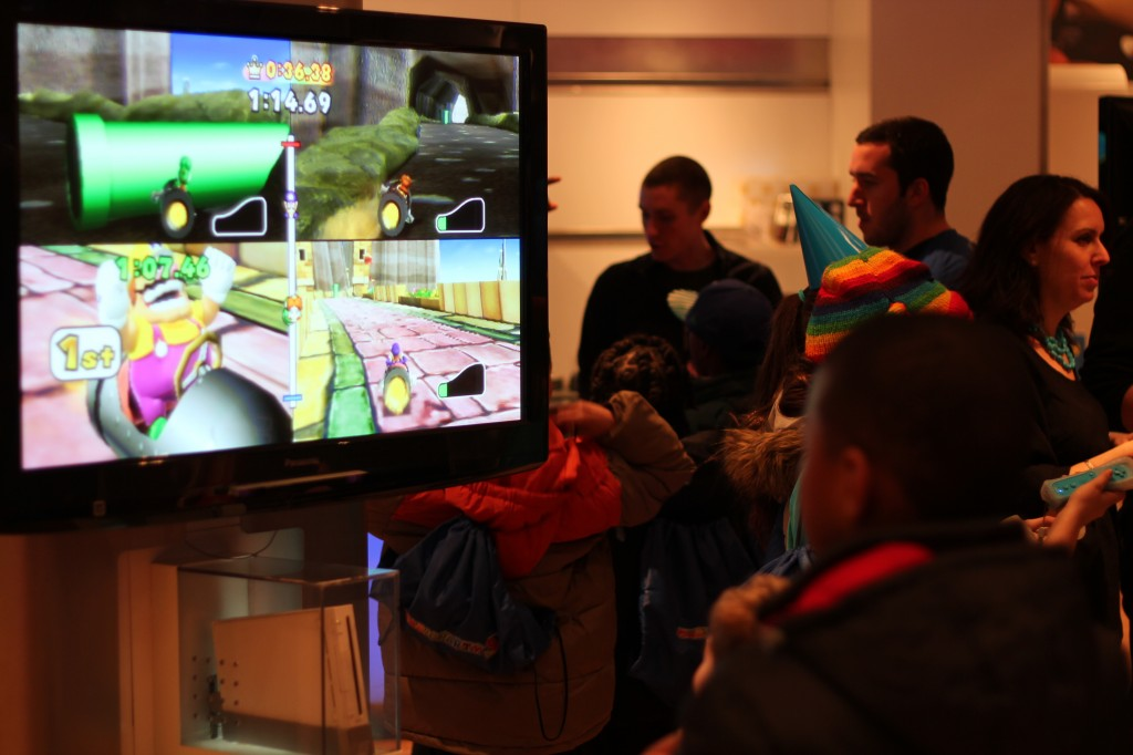 We Stayed Up Late at Nintendo's Mario Party 9 Late Night Party in New York City