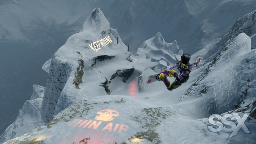 Review: SSX