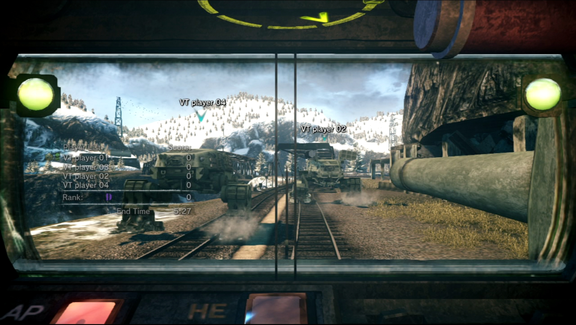 Captivate 2012 Steel Battalion Heavy Armor Trailer Gameplay Video And Screenshots Focus On Co Op