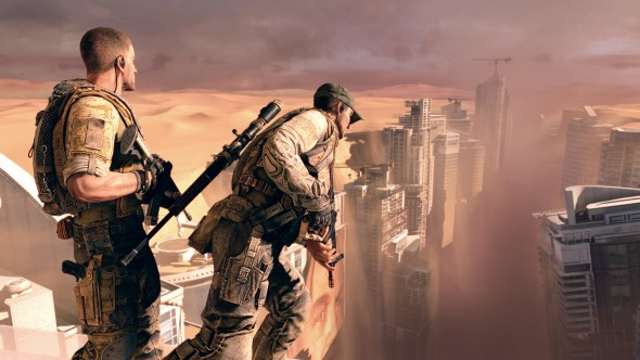 PAX East 2012: Spec Ops: The Line Hands-On