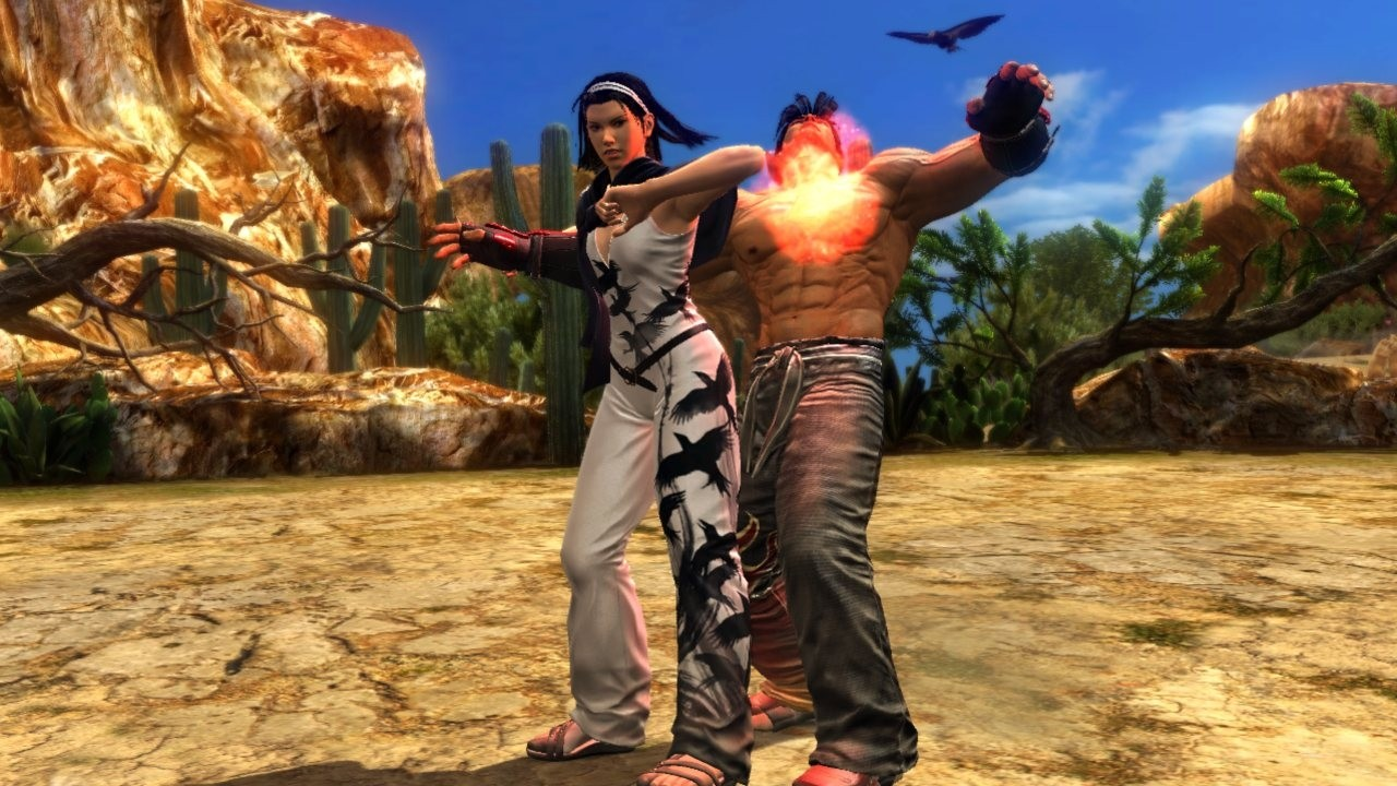 New Characters Revealed For Tekken Tag Tournament 2