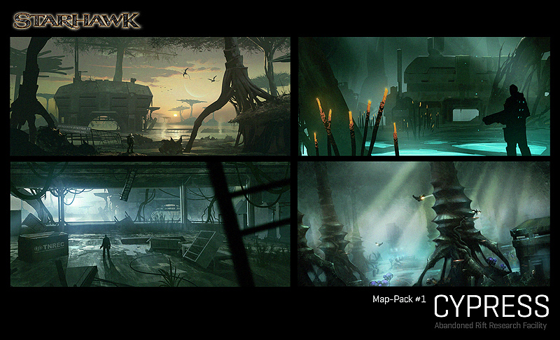 All Starhawk Map Packs Will be Free