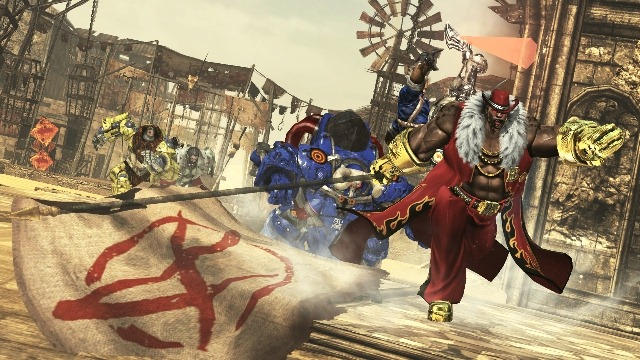 Anarchy Reigns Screens (4)