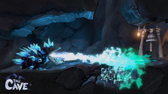 Double Fine Reveals Ron Gilbert's The Cave