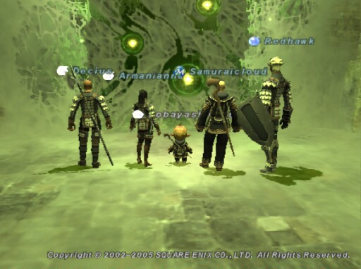 Final Fantasy XI - A Retrospective on a Unique Experience, and a Community