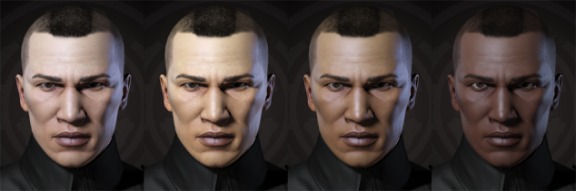 Tired of Your Old Skin Color? EVE Online Has You Covered