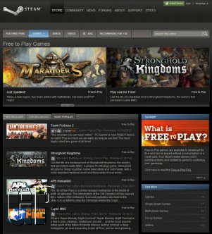 Stronghold Kingdoms Climbs to #2 Free Game Spot on Steam