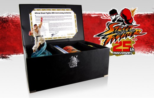 Capcom Celebrates Street Fighter 25th with Anniversary Collection