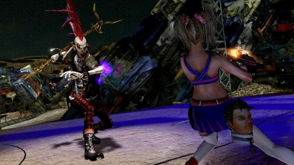Review: Lollipop Chainsaw
