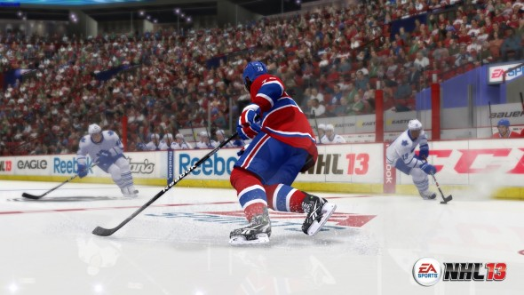 E3 2012: Hands-On Preview: NHL 13