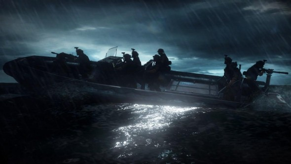 E3 2012: Hands-On Preview: Medal of Honor: Warfighter - Multiplayer