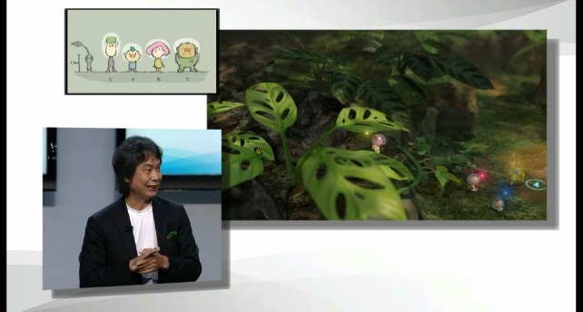 E3 2012: Pikmin 3 Confirmed for Wii U