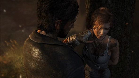 E3 2012: Hands-Off Preview: Tomb Raider