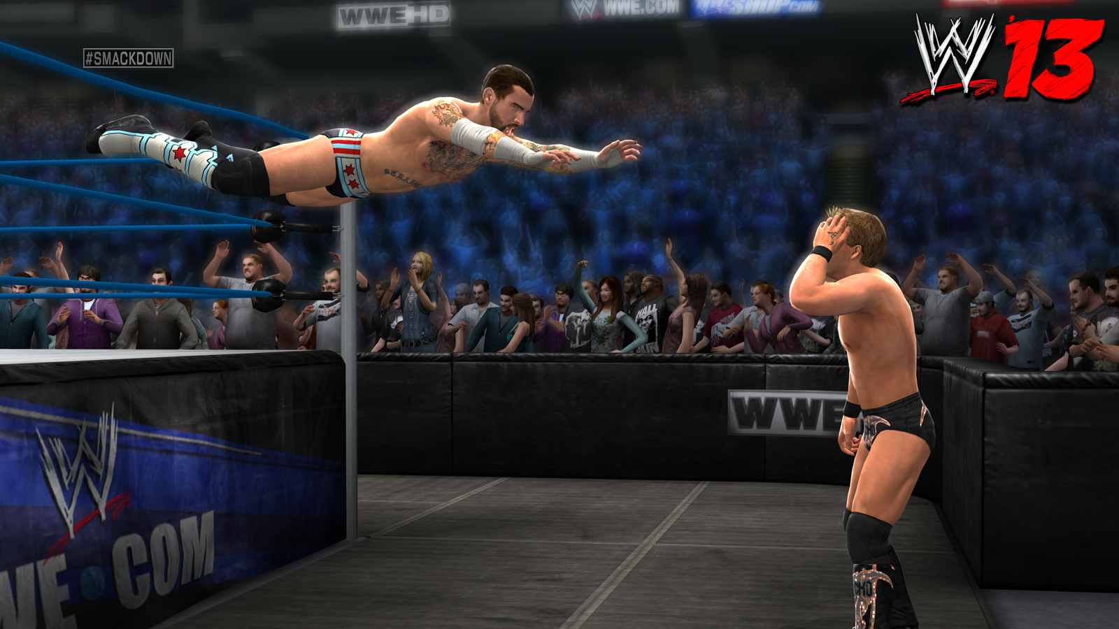 It's About to Get Real in WWE '13 - WWE Live and Predator Technology 2 0