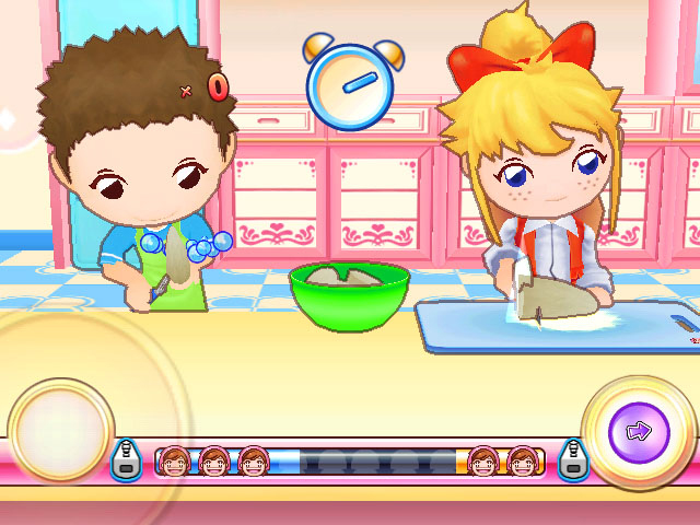 Cooking Mama Combo Meal To Hit Ds And Wii