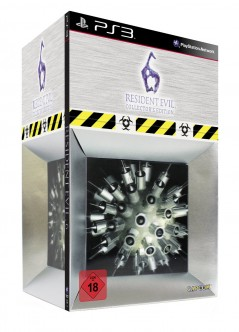 Have a Look at Resident Evil 6's Collector's Edition