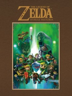 North America and Europe Getting a Legend of Zelda Encyclopedia