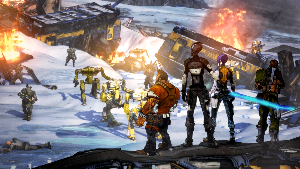 Second Thoughts: Borderlands 2