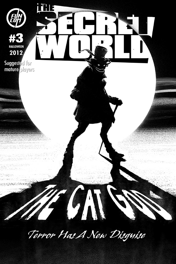 The Secret World Releases Issue #3: The Cat God, Gets Back On Track With Monthly Updates
