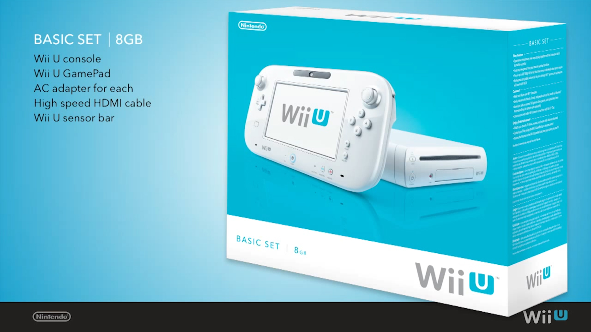Late to the Wii U Party? Watch the Wii U Preview Presentation Here
