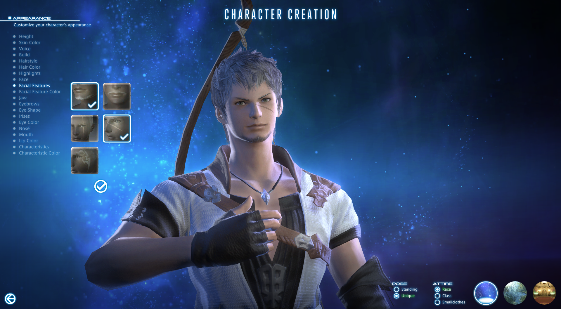 New Final Fantasy XIV: A Realm Reborn Video Showcases the Character