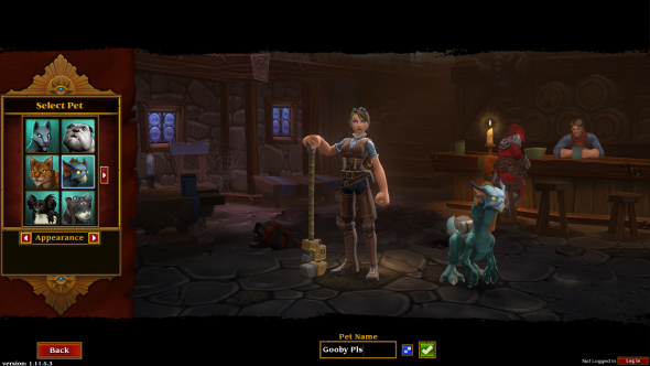 The Chakawary from the first Torchlight can finally be yours in Torchlight II.