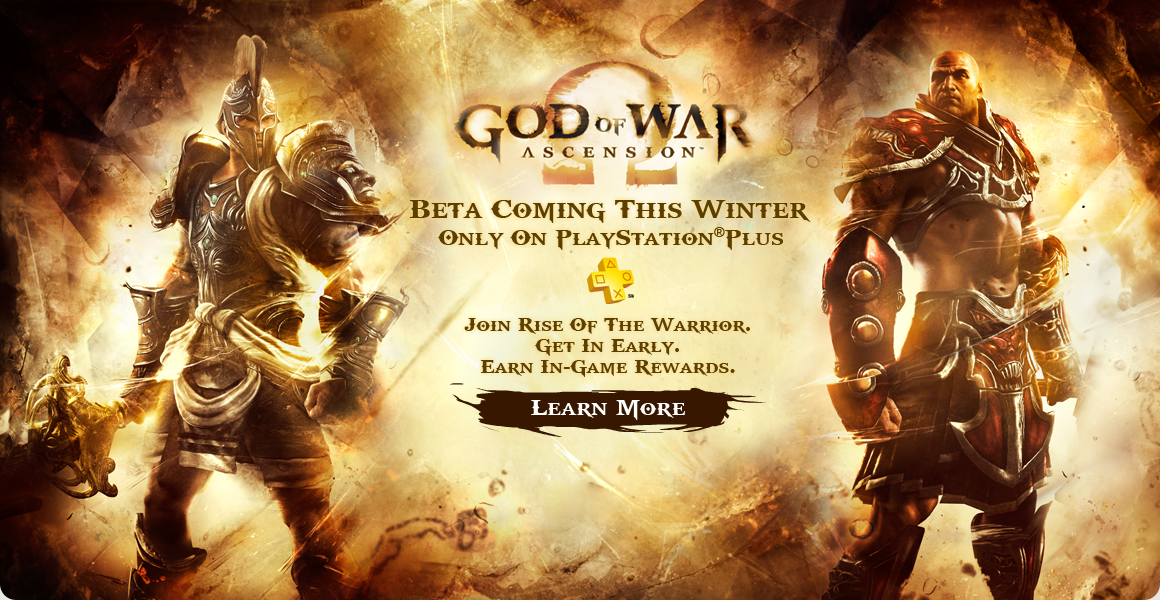 God Of War Ascension Gets A New Trailer Beta Arriving This Winter