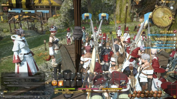New Letter from the Producer Talks Final Fantasy XIV: A Realm Reborn Alpha, Shows Screenshots